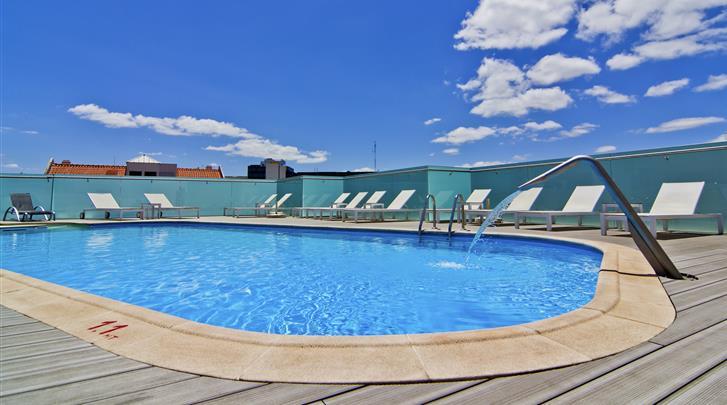 Lissabon, Hotel Sana Reno Style, Zwembad