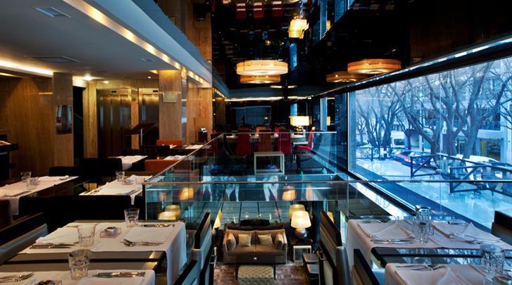 Lissabon, Hotel Turim Avenida da Liberdade, Restaurant
