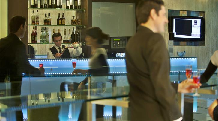 Lissabon, Hotel Turim Luxe, Hotel bar