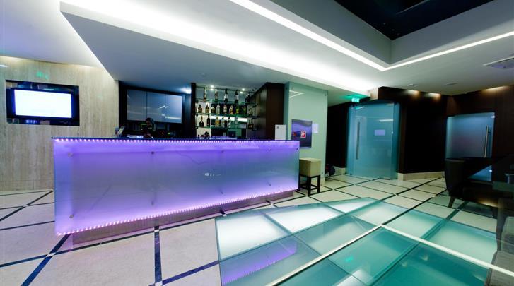 Lissabon, Hotel Turim Luxe, Receptie