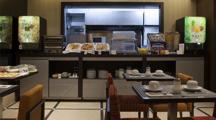 Lissabon, Hotel Turim Luxe, Restaurant