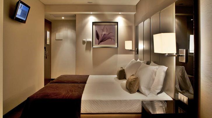 Lissabon, Hotel Turim Luxe, Standaard kamer