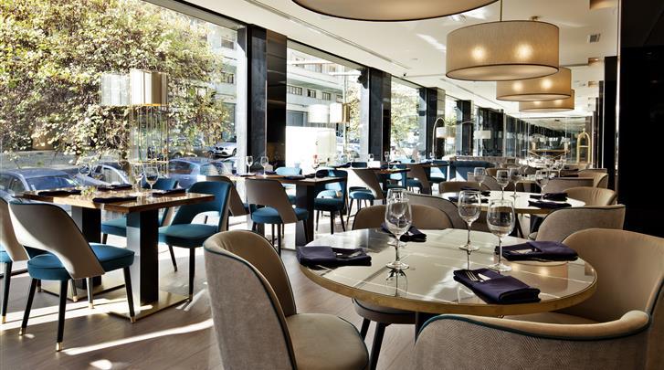 Lissabon, Hotel Turim Marques, Restaurant