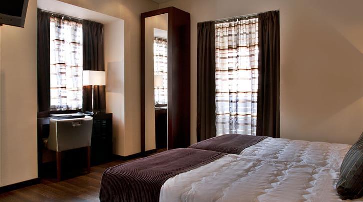 Lissabon, Hotel Turim Restauradores, Standaard kamer