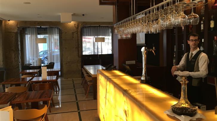 Lissabon, Hotel Turim Terreiro do Paço, Hotel bar