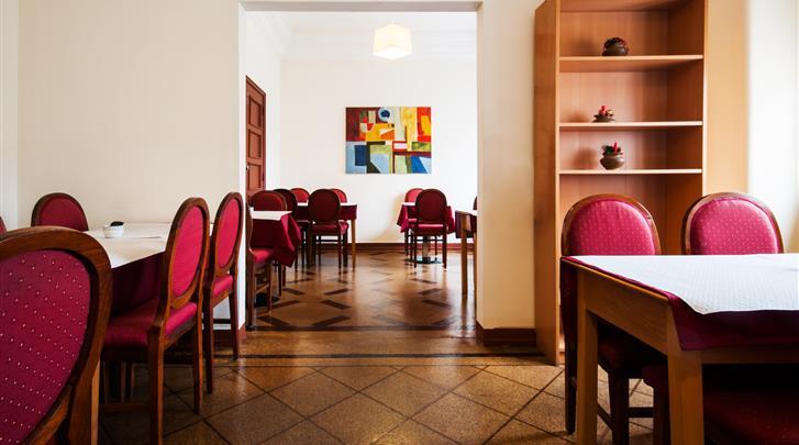 Lissabon, Residencial Lar Do Areeiro, Ontbijtrestaurant