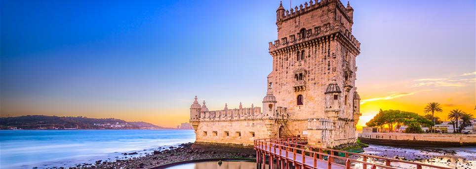 Lissabon, Torre de Belem Lissabon