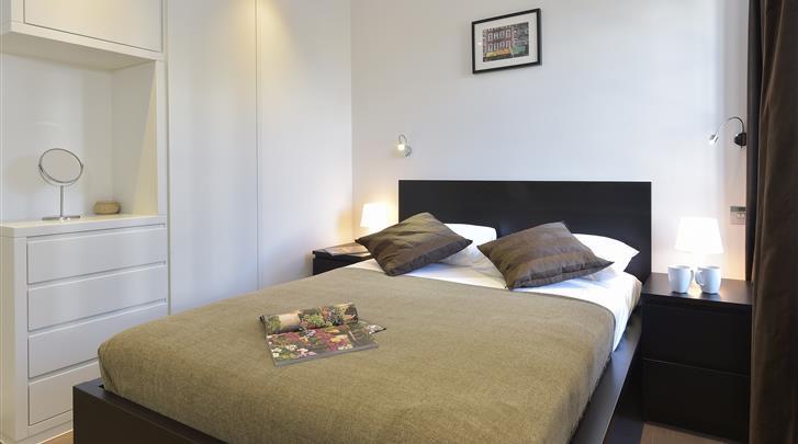 Londen, Apartments Camden Area, Appartement slaapkamer