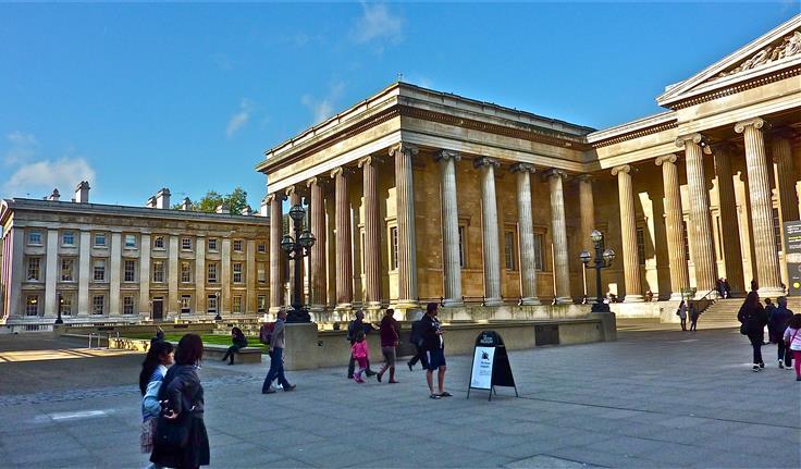 Londen British Museum