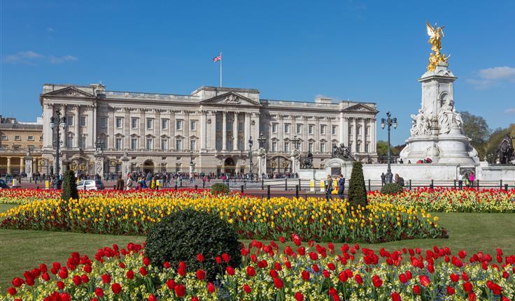 Londen Buckinham Palace