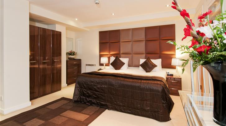 Londen, Grand Plaza Serviced Apartments, 2-kamerappartement