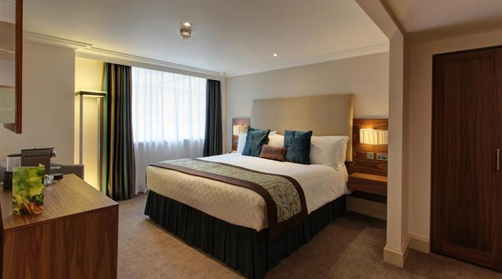 Londen, Hotel Amba Marble Arch, Standaard kamer
