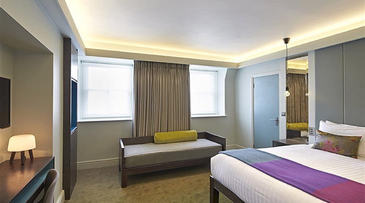 Londen, Hotel Arbor Hyde Park, Executive kamer