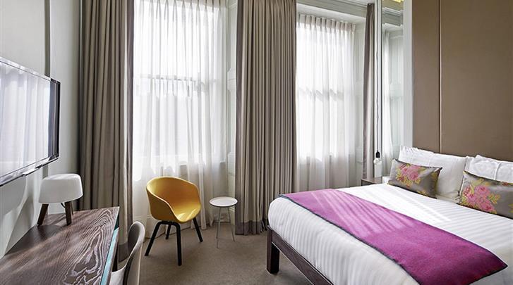 Londen, Hotel Arbor Hyde Park, Superior kamer