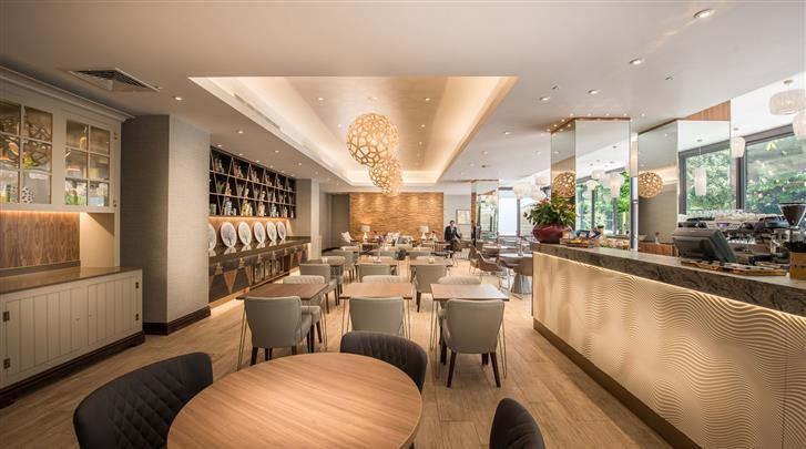 Londen, Hotel Bedford, Restaurant