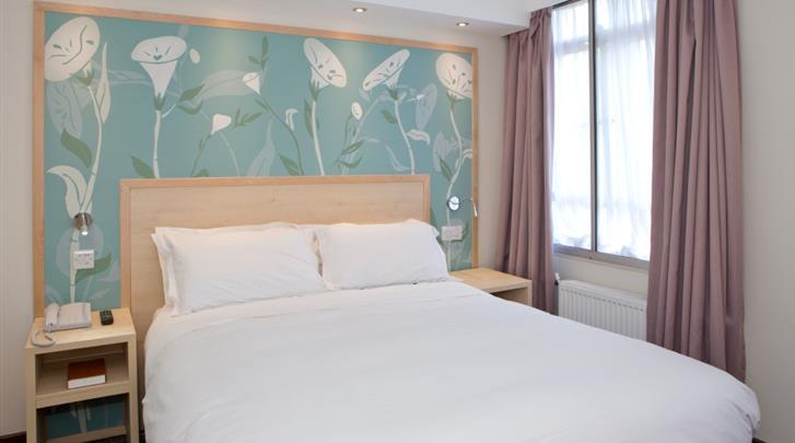 Londen, Hotel Bedford, Standaard kamer
