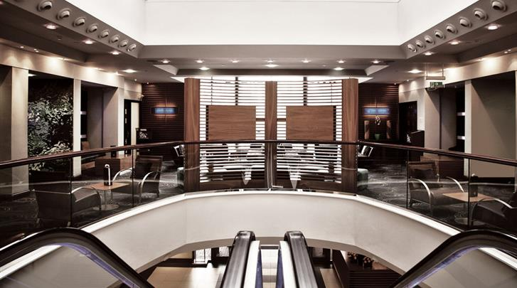 Londen, Hotel Copthorne & Millennium at Chelsea Football Club, Lobby