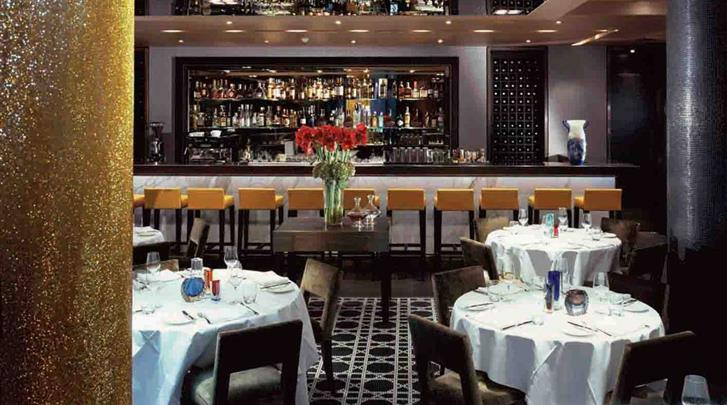 Londen, Hotel Copthorne & Millennium at Chelsea Football Club, Restaurant