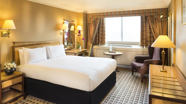 Londen, Hotel Copthorne Tara, Club kamer