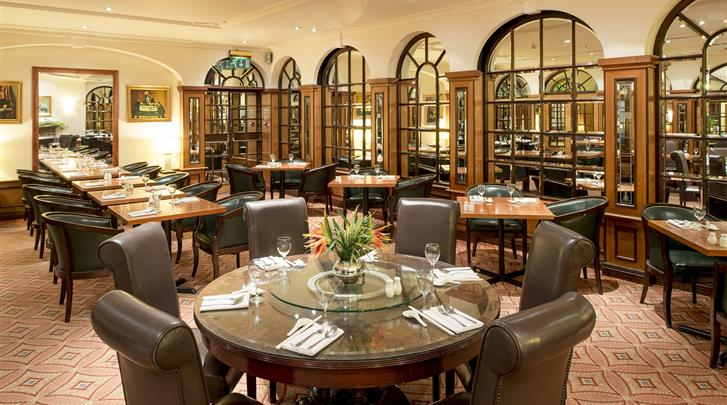 Londen, Hotel Copthorne Tara, Restaurant