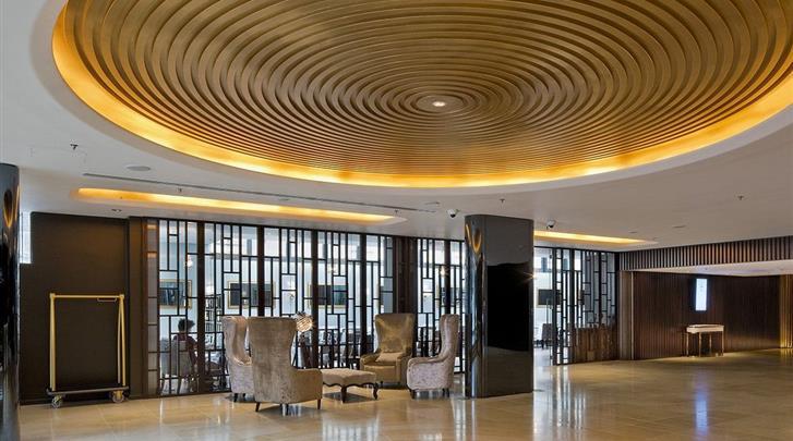 Londen, Hotel Dorsett Shepherds Bush, Lobby