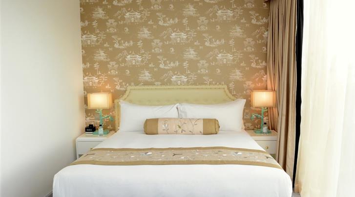 Londen, Hotel Dorsett Shepherds Bush, Standaard kamer