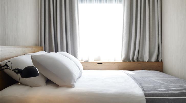 Londen, Hotel Good London, Deluxe kamer