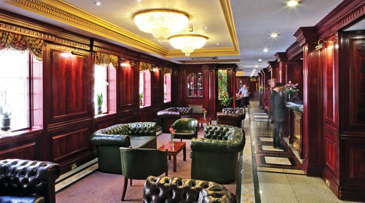 Londen, Hotel Grange Fitzrovia, Lounge bar