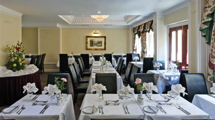 Londen, Hotel Grange Fitzrovia, Restaurant
