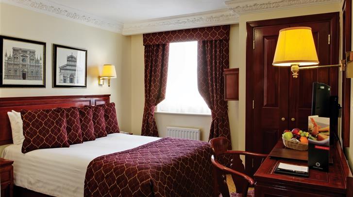 Londen, Hotel Grange Fitzrovia, Superior kamer