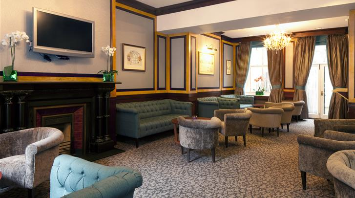 Londen, Hotel Grange Langham Court