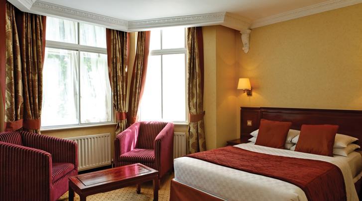 Londen, Hotel Grange Rochester, Executive kamer