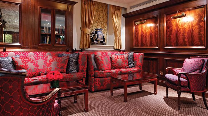 Londen, Hotel Grange Rochester, Lounge