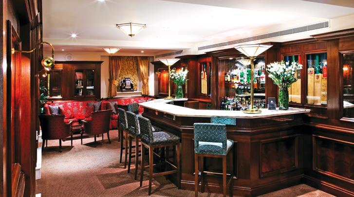 Londen, Hotel Grange Rochester, Lounge bar