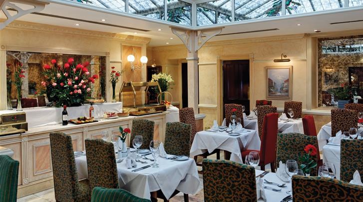 Londen, Hotel Grange Rochester, Restaurant