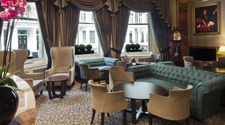 Londen, Hotel Grange Strathmore