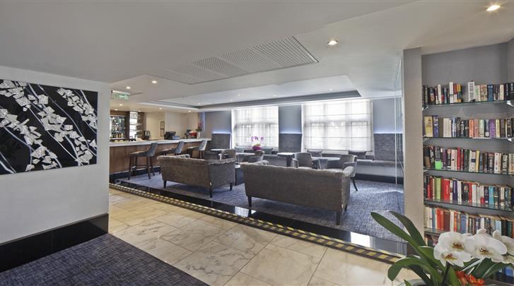 Londen, Hotel Grange Wellington, Hotel bar