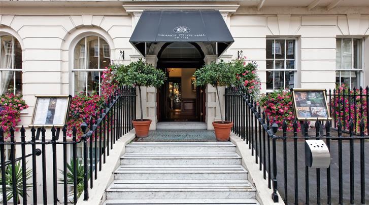 Londen, Hotel Grange Whitehall, Façade hotel