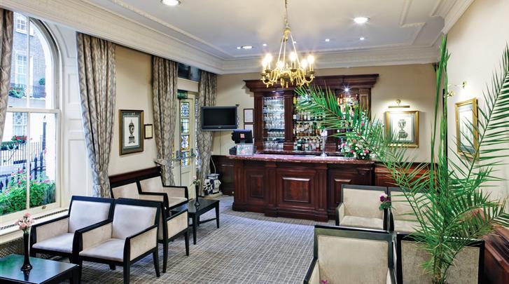 Londen, Hotel Grange Whitehall, Lounge bar