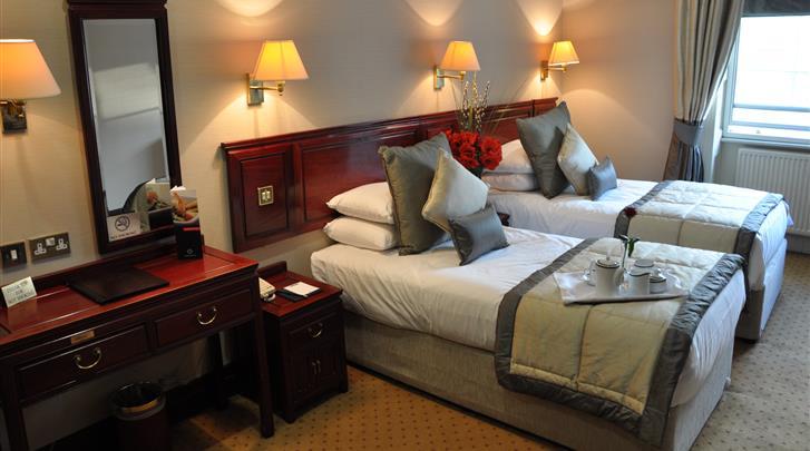 Londen, Hotel Grange Whitehall, Superior kamer