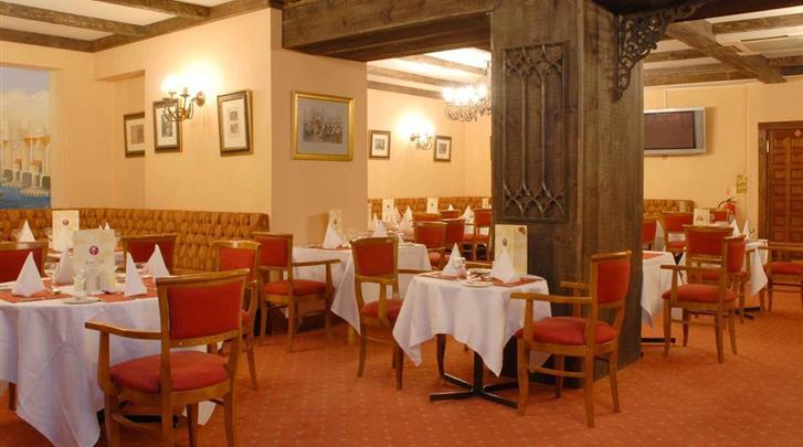 Londen, Hotel Henry VIII, Restaurant
