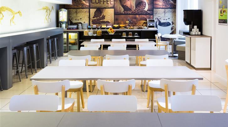 Londen, Hotel Ibis Styles London Kensington, Restaurant