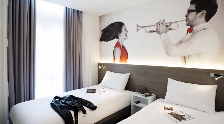 Londen, Hotel Ibis Styles London Kensington, Standaard kamer