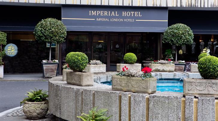 Londen, Hotel Imperial