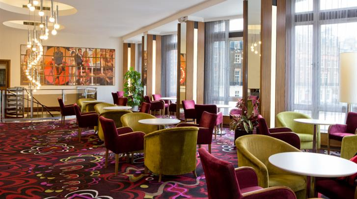 Londen, Hotel Imperial, Lounge