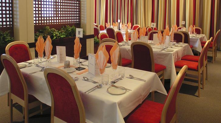 Londen, Hotel Lancaster Hall, Restaurant