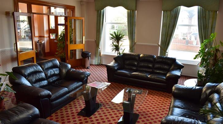 Londen, Hotel Leigham Court, Lobby