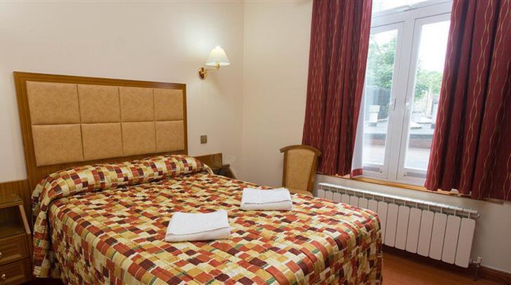 Londen, Hotel Leigham Court, Standaard kamer