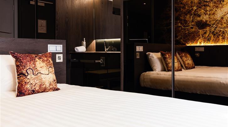 Londen, Hotel Luma Concept, Standaard kamer