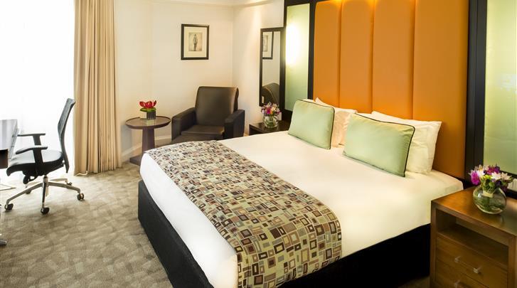 Londen, Hotel Millennium Gloucester, Standaard kamer